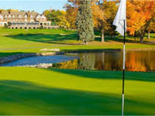 Baltusrol Golf Course of celebrity fame