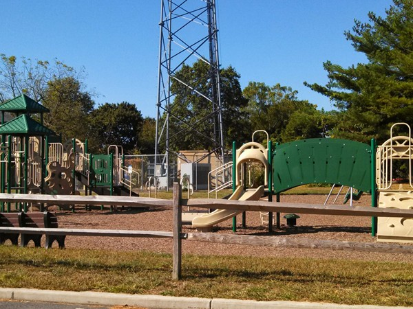 Playground at Tip Seaman Park