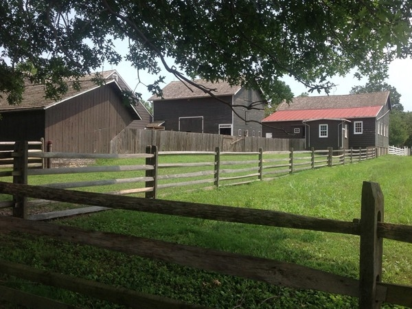 Come tour a working farm and go back in time