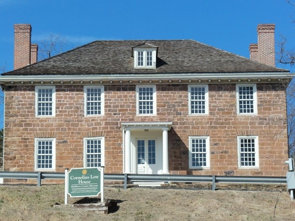 Middlesex County Museum - Cornelius Low House