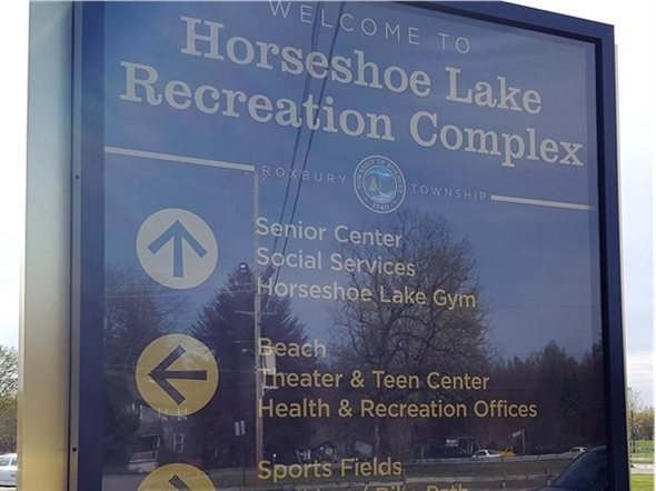 There are many different areas at Horseshoe Lake!  A beautiful park, clean, bright, and well-kept