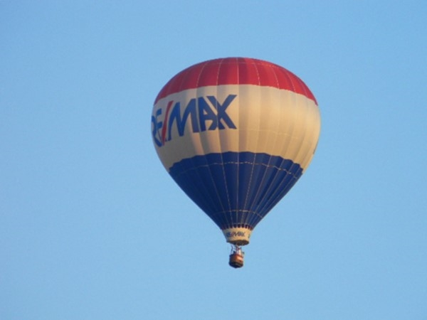 One of the most recognized balloons at the Festival of Ballooning