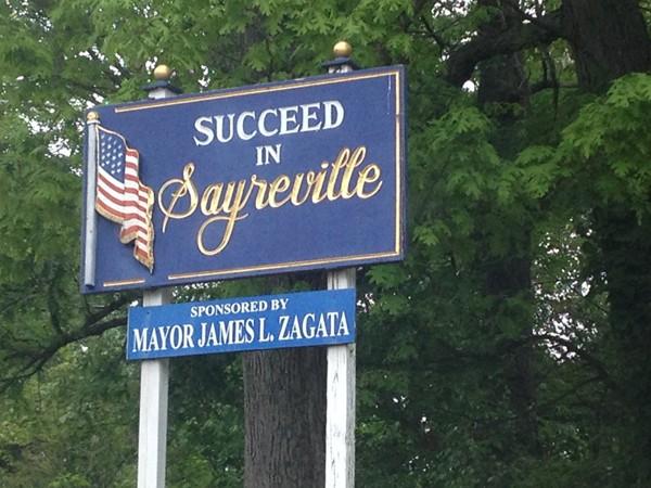 Main Street in Sayreville