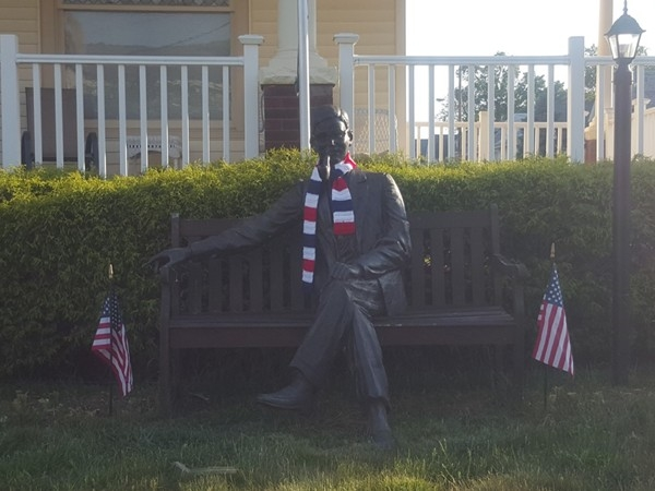 Milltown Man...remembering our troops on Memorial Day