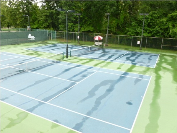 Birchwood Hills Tennis Courts