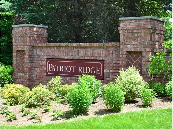 Patriot Ridge at The Hills in Basking Ridge includes 189 beautiful single-family homes