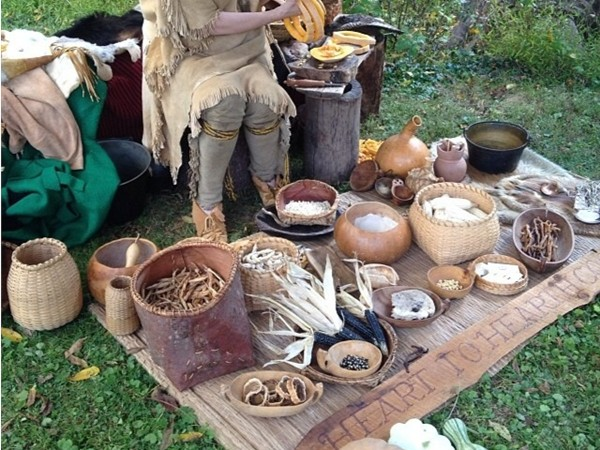 Fall harvest festival at the Trailside Nature and Science Center