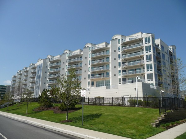 Diamond Beach in North Long Branch is the newest high rise condominium in the area.