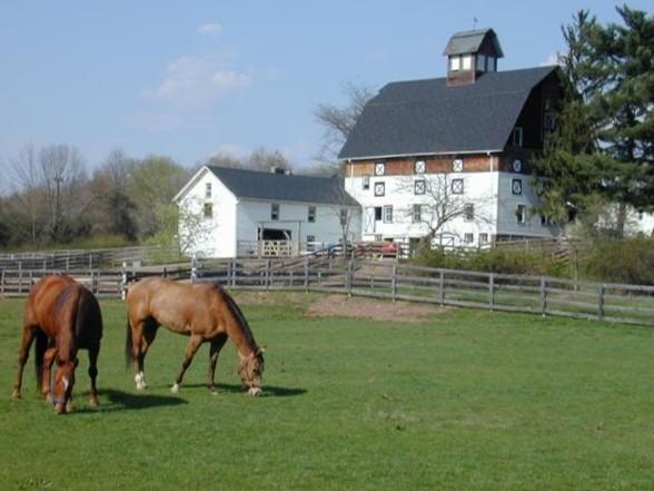 Landmark Barn at Crossroads Farm