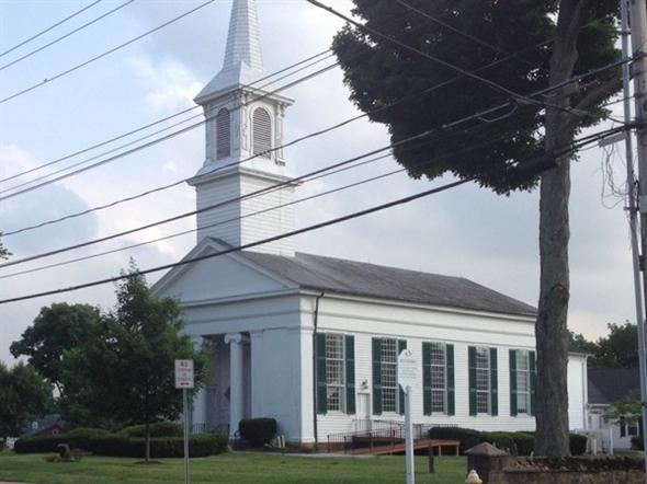 Pluckemin Reformed Church
