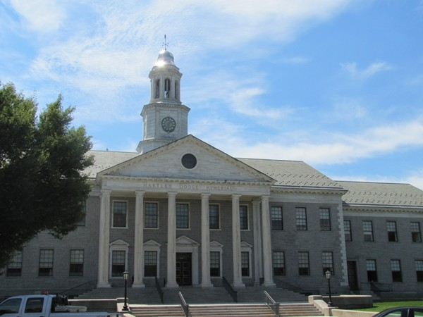 Madison's Municipal building