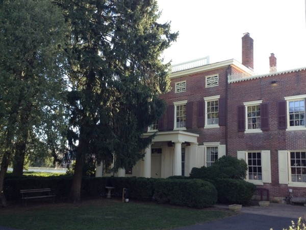 Smithville Mansion is available for tours and hosting events year round