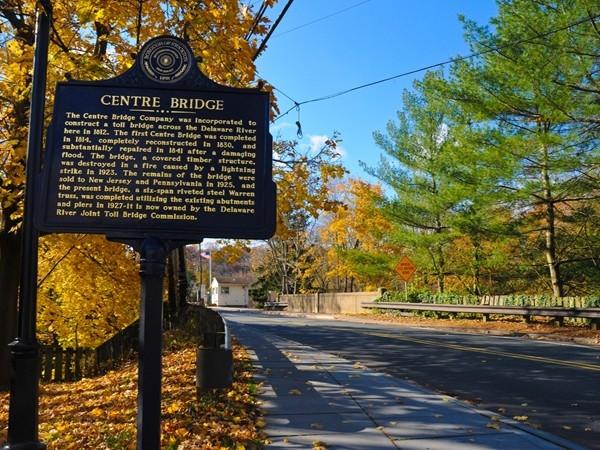 Historic Centre Bridge