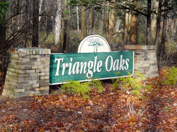 Triangle Oaks, Marlboro