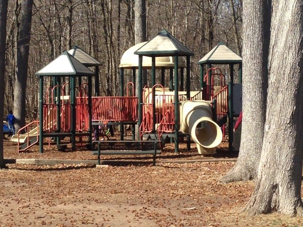 Playground at Nomahegan Park
