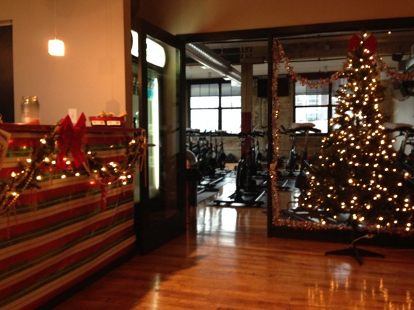 RushCycling: The place to be Monday, Wednesday and  Friday for 7:30am class