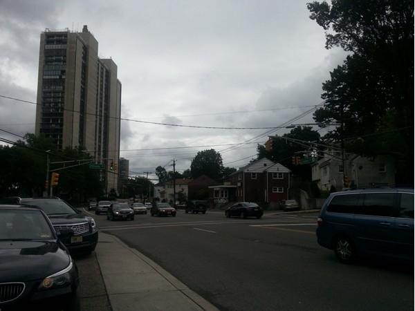 Traffic in Fort Lee