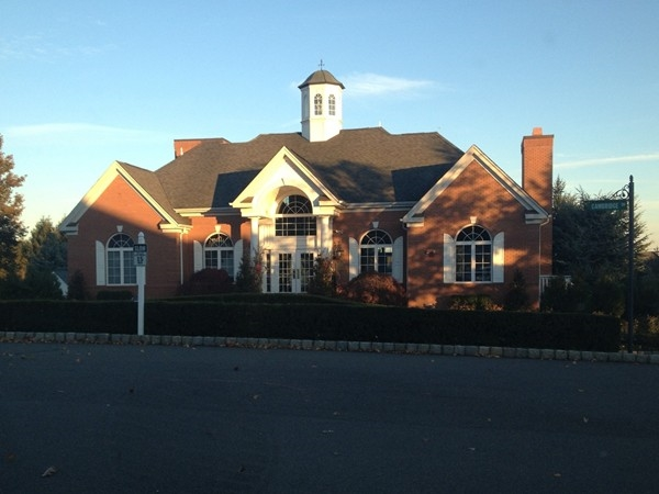 Clubhouse at Cambridge