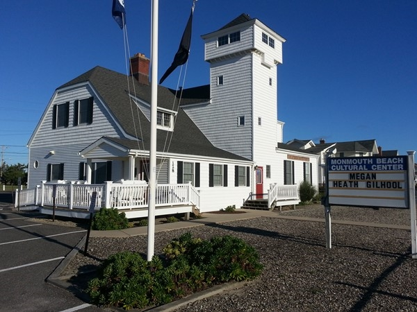 In its former life, the M.B. Cultural Center on Ocean Avenue was U.S. Life Saving Station No. 4