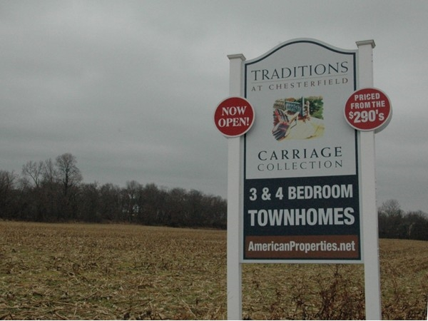 Traditions at Chesterfield Townhomes