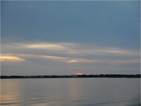 Great Bay at sunrise
