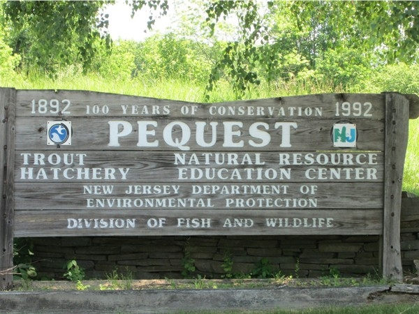N.J. Division of Fish and Wildlife, Pequest Trout Hatchery & Natural Resource Education Center