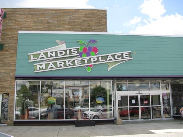 Landis Marketplace/Amish Market - year round public market located in downtown Vineland