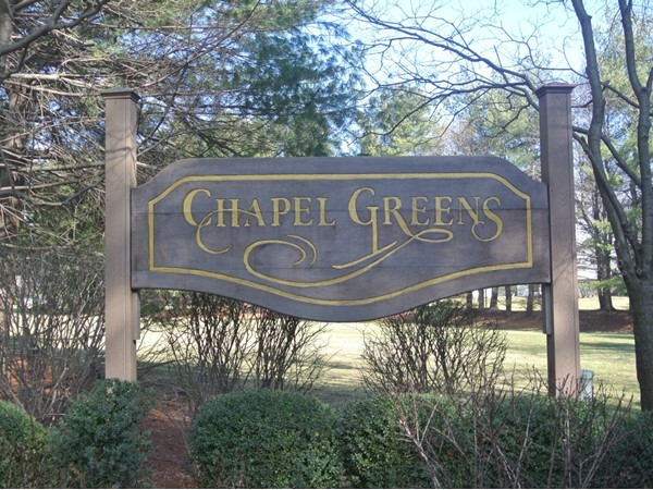 Chapel Greens Townhomes