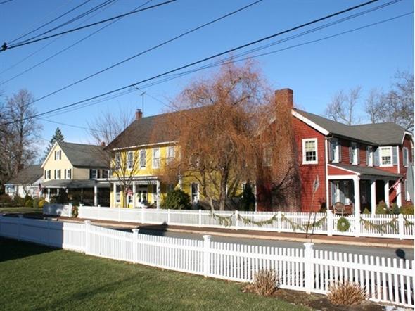 Fair Haven's historic neighborhood
