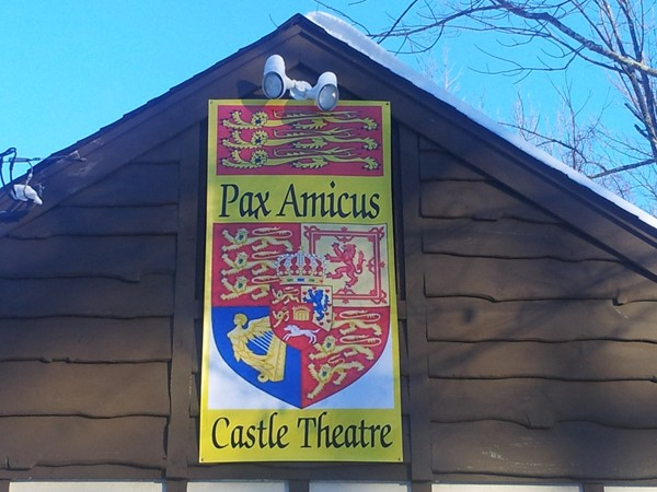 Pax Amicus Castle Theater
