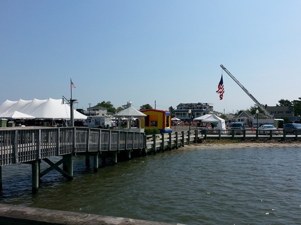 Irish Festival in September at Waterfront Park in Ship Bottom