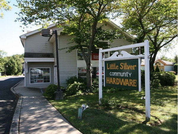 Little Silver Community Hardware Store