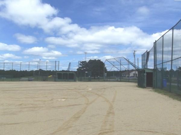 Stafford little league field