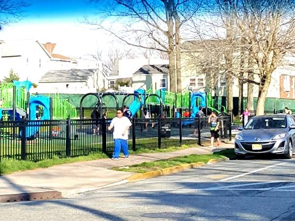 Renovation complete at Oakwood Avenue Park