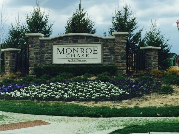 New homes are being built with great layouts at Monroe Chase, prices mid $600's to high $700's