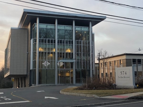New office building in Englewood Cliffs