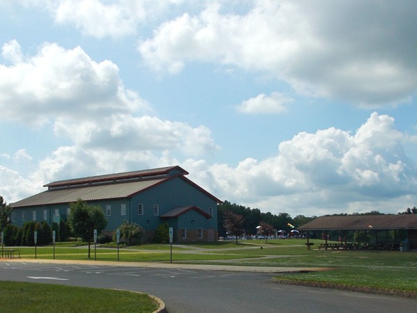 The Sawmill YMCA in Hamilton - a world class facility with pool, baseball, soccer and picnic areas