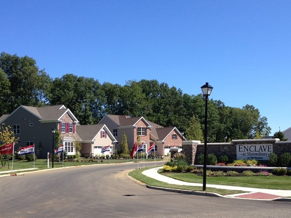 The Enclave at Shrewsbury - an active adult community by Toll Brothers