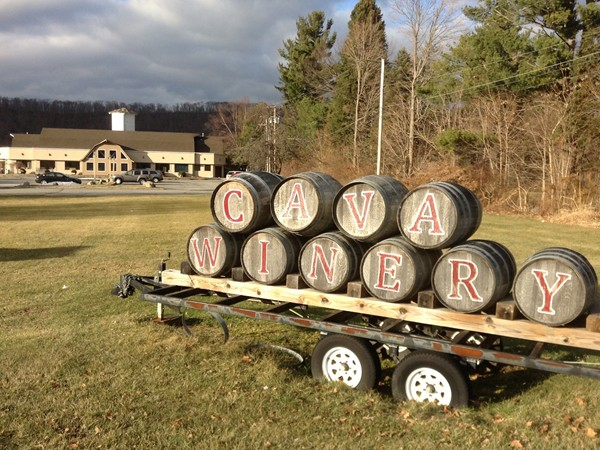 Come experience Vernon Twp. and all of its attractions, including the Cava Winery.