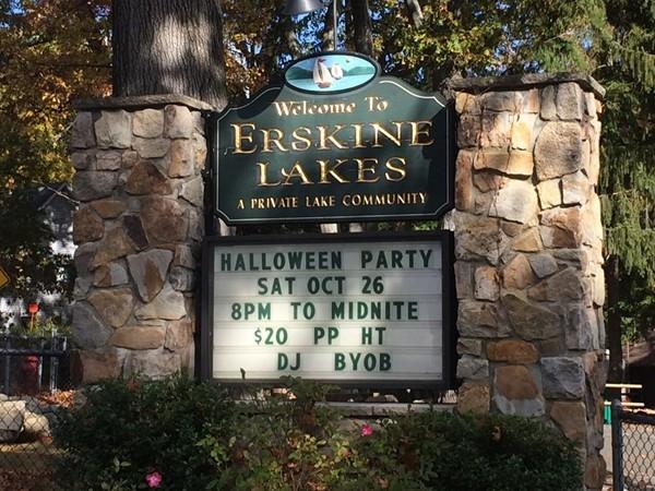 Erskine Lakes Community