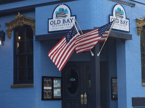 Old Bay has the finest seafood and a craft beer bar