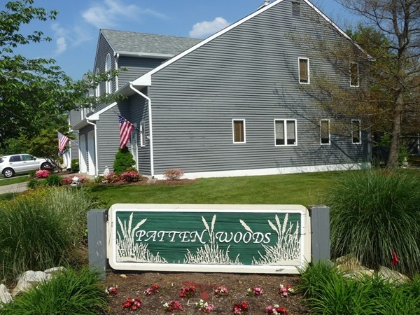 Each Patten Woods townhouse in North Long Branch has two bedrooms and 2.5 baths.
