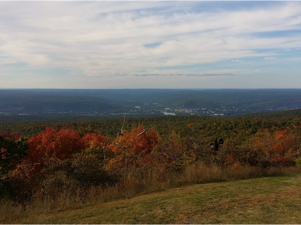 Amazing view from High Point State Park