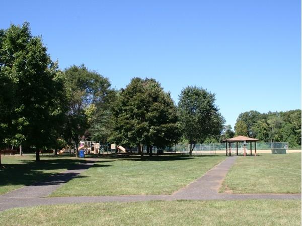 Sickles Park in Shrewsbury