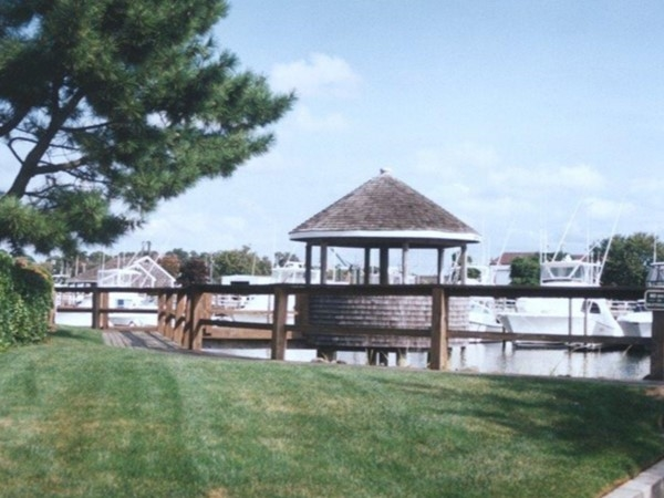 Harbour Cove gazebo