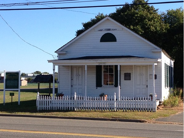 West Freehold School, an historic one room school house