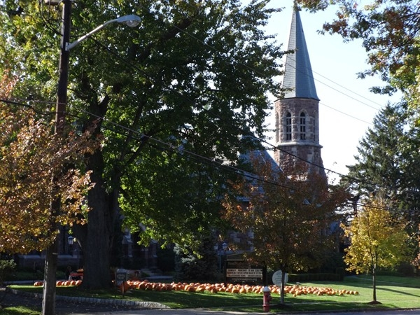 Pumpkin Patch at First Presbyterian Church of Englewood