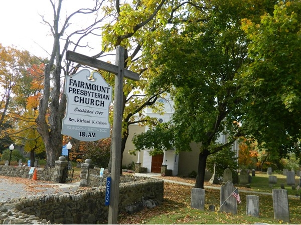 Fairmount Presbyterian Church..est 1747