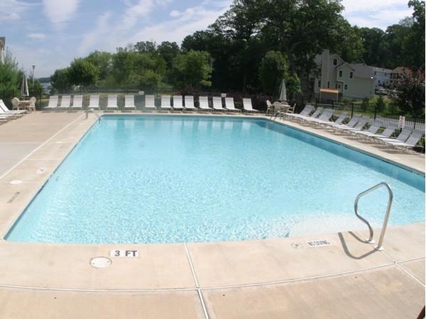 Lake Shore Village swimming pool