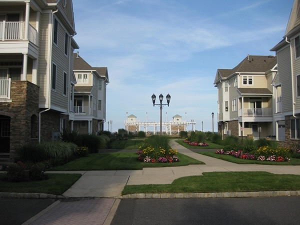 The Beachfront North bandstand area on the beach offers condos and townhomes